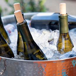 Wein-Knigge: Schneller kühlen