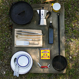 Outdoor-Cooking