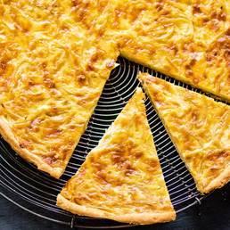 Käse-Zwiebel-Kuchen