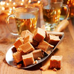 Lebkuchen-Caramels