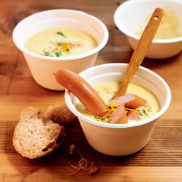 Weihnachts-Märit-Suppe