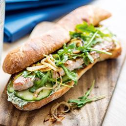 Schnitzel-Brot