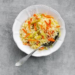 Gemüse-Pilaw