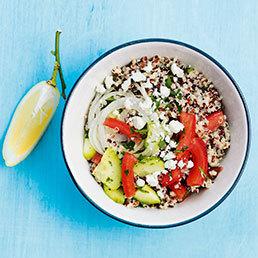 Quinoa-Gemüse-Salat