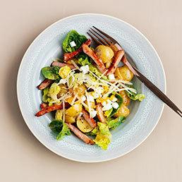 Caesar-Kartoffel-Salat