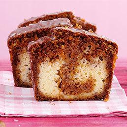 Rüebli-Frischkäse-Cake