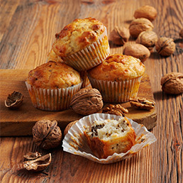 Sbrinz-Nuss-Muffins