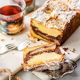 Birnen-Cake