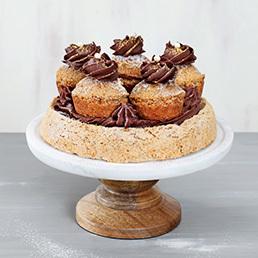Amaretti-Torte