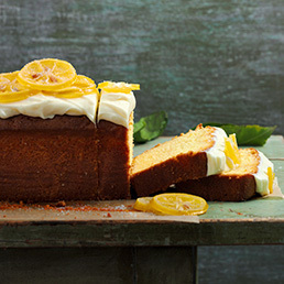 Zitronen-Jogurt-Cake