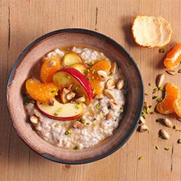 Porridge de l'hiver