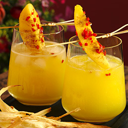 Spicy Mango-Margarita
