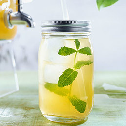 Cold Brewed Ice Tea
