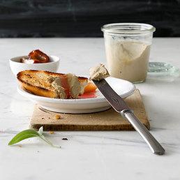 Kalbsleber-Pâté