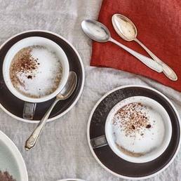 Cappuccino aux champignons