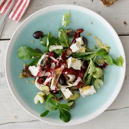 Salade de raisins et céleri-branche