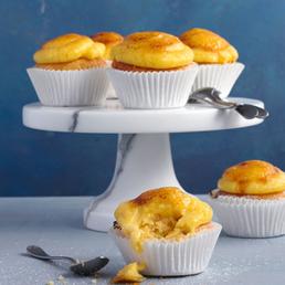 Crème-brûlée-Cupcakes