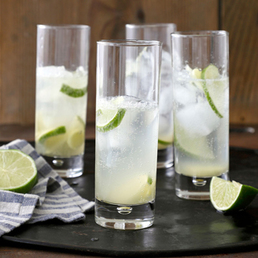 Ginger-Lime-Wodka