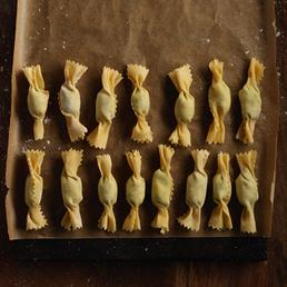 Caramelle di pasta (Recette de base)