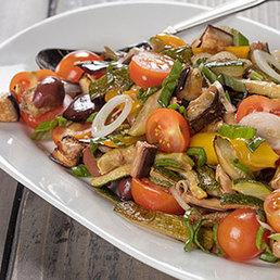 Ratatouille Salat