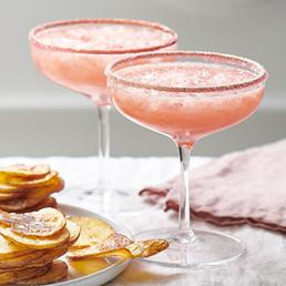 Margarita au  pamplemousse rose