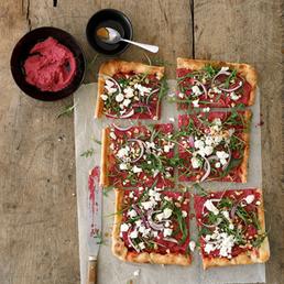 Vegi-Familien-Pizza