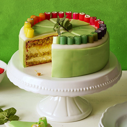 Lime-Rock-Cake