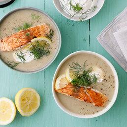 Nordische  Fischsuppe