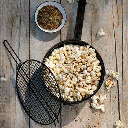 Popcorn au  baharat