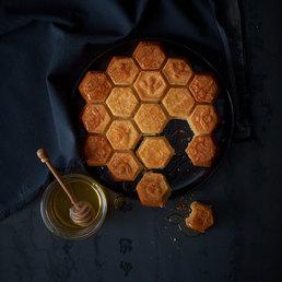 Honig-Waben