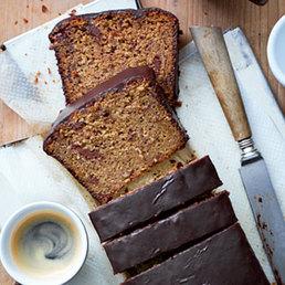 Cake à la courge  et au chocolat