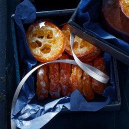 Kumquats selber kandieren