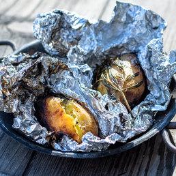 Pommes de terre à la braise
