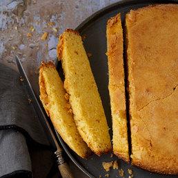 Gâteau imbibé au citron