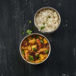 Curry aux crevettes de Malabar matthi