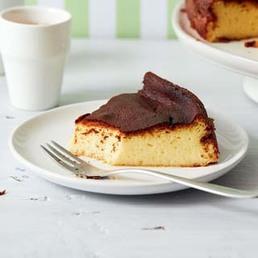 Baskischer  Cheesecake