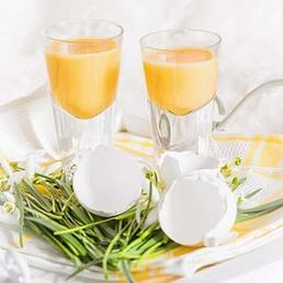 Liqueur aux œufs