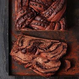 Schokolade-Hefezopf
