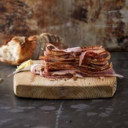 Lamm-Pastrami