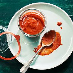 Zwetschgen-Tomaten-Ketchup