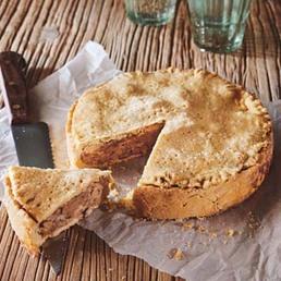 Gâteau aux noix des Grisons