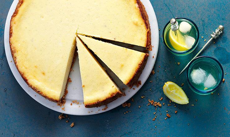 Klassischer  Cheesecake