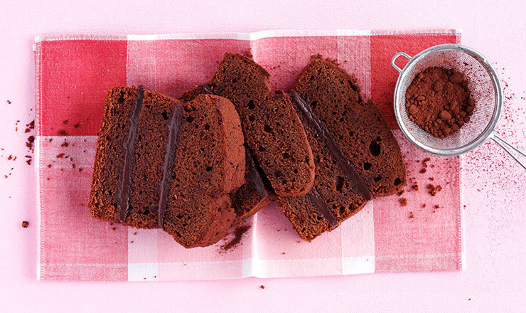 Schokolade-Cake