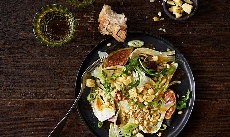 Fenchel-Sbrinz-Salat