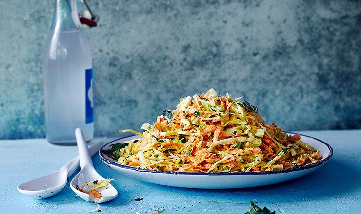 Coleslaw-Salat