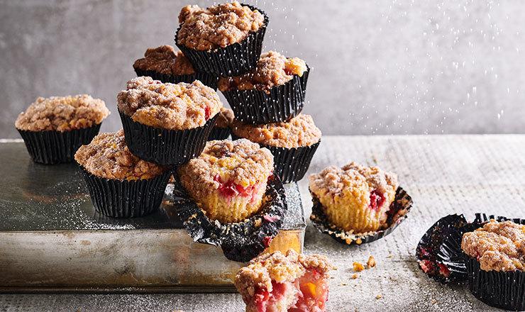 Zwetschgen-Streusel-Muffins